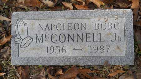 "MCCONNELL, NAPOLEON, JR ""BOBO"" - Webster County, Louisiana | NAPOLEON, JR ""BOBO"" MCCONNELL - Louisiana Gravestone Photos"