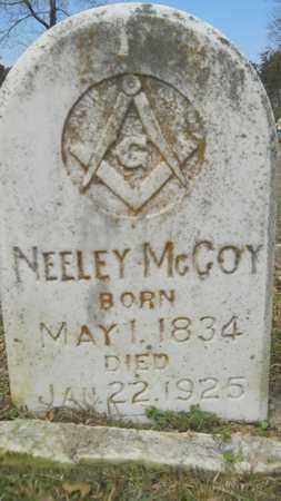 MCCOY, NEELEY - Webster County, Louisiana | NEELEY MCCOY - Louisiana Gravestone Photos