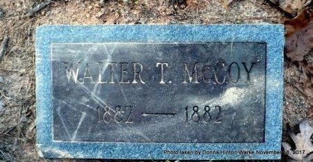 MCCOY, WALTER T - Webster County, Louisiana   WALTER T MCCOY - Louisiana Gravestone Photos