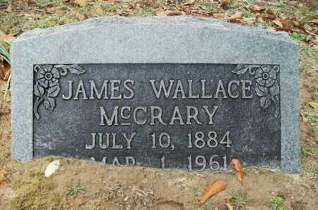 MCCRARY, JAMES WALLACE - Webster County, Louisiana   JAMES WALLACE MCCRARY - Louisiana Gravestone Photos