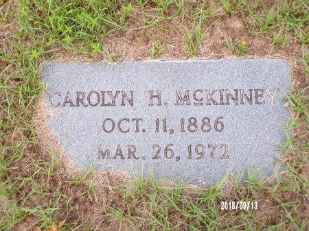 MCKINNEY, CAROLYN H - Webster County, Louisiana | CAROLYN H MCKINNEY - Louisiana Gravestone Photos