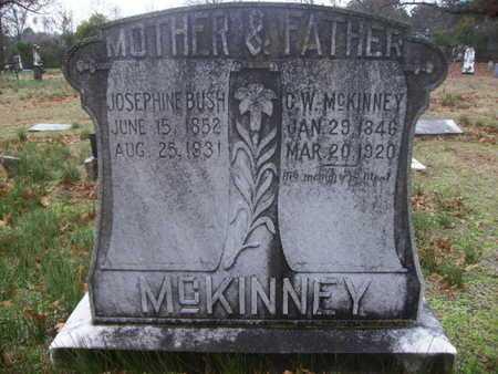 MCKINNEY, JOSEPHINE - Webster County, Louisiana   JOSEPHINE MCKINNEY - Louisiana Gravestone Photos