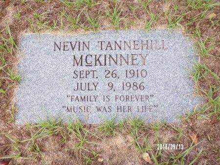 MCKINNEY, NEVIN - Webster County, Louisiana | NEVIN MCKINNEY - Louisiana Gravestone Photos