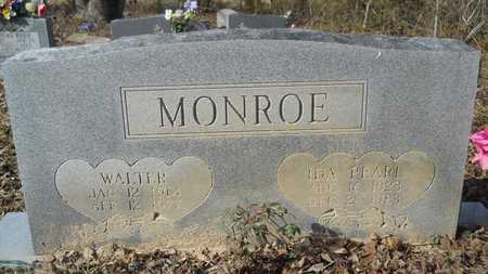 MONROE, WALTER - Webster County, Louisiana | WALTER MONROE - Louisiana Gravestone Photos