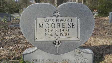 MOORE, JAMES EDWARD, SR - Webster County, Louisiana | JAMES EDWARD, SR MOORE - Louisiana Gravestone Photos
