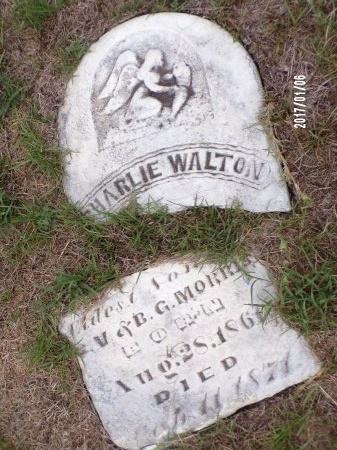 MORRIS, CHARLIE WALTON - Webster County, Louisiana   CHARLIE WALTON MORRIS - Louisiana Gravestone Photos