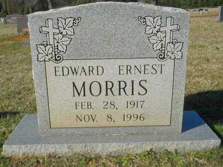 MORRIS, EDWARD ERNEST - Webster County, Louisiana | EDWARD ERNEST MORRIS - Louisiana Gravestone Photos
