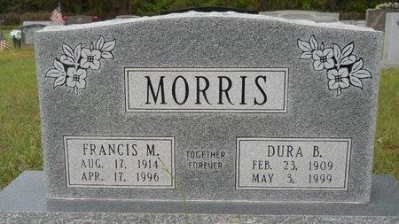 MORRIS, DURA B - Webster County, Louisiana   DURA B MORRIS - Louisiana Gravestone Photos