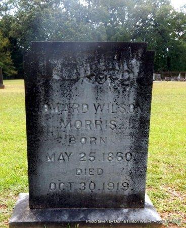 MORRIS, HOWARD WILSON - Webster County, Louisiana | HOWARD WILSON MORRIS - Louisiana Gravestone Photos