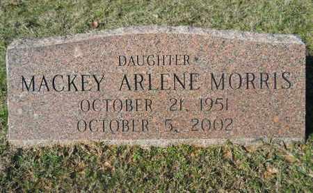 MORRIS, MACKEY ARLENE - Webster County, Louisiana   MACKEY ARLENE MORRIS - Louisiana Gravestone Photos