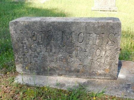 MORRIS, NORA - Webster County, Louisiana   NORA MORRIS - Louisiana Gravestone Photos