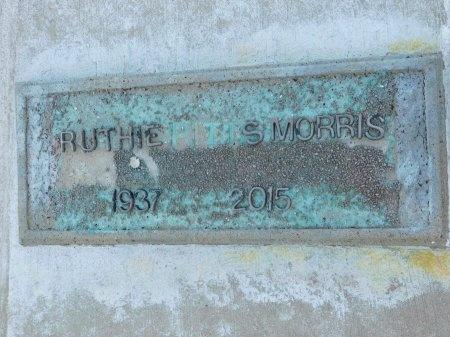 MORRIS, RUTHIE - Webster County, Louisiana | RUTHIE MORRIS - Louisiana Gravestone Photos