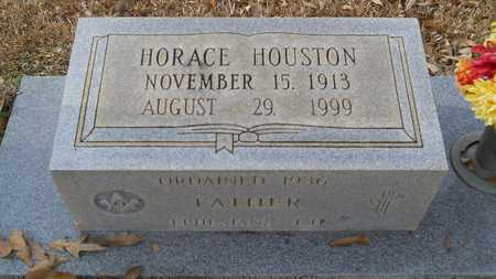 O'BIER, HORACE HOUSTON (CLOSE UP) - Webster County, Louisiana | HORACE HOUSTON (CLOSE UP) O'BIER - Louisiana Gravestone Photos