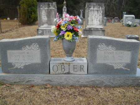 "O'BIER, ALLIE MAE ""TOMMIE"" - Webster County, Louisiana | ALLIE MAE ""TOMMIE"" O'BIER - Louisiana Gravestone Photos"