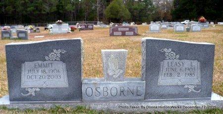 OSBORNE, EMMIT - Webster County, Louisiana | EMMIT OSBORNE - Louisiana Gravestone Photos