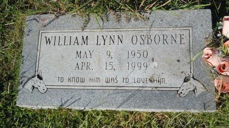 OSBORNE, WILLIAM LYNN - Webster County, Louisiana   WILLIAM LYNN OSBORNE - Louisiana Gravestone Photos