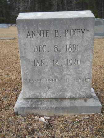 PIXLEY, ANNIE B - Webster County, Louisiana | ANNIE B PIXLEY - Louisiana Gravestone Photos