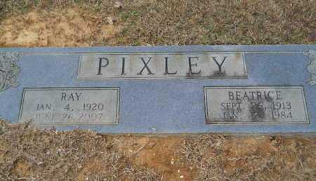 PIXLEY, BEATRICE - Webster County, Louisiana | BEATRICE PIXLEY - Louisiana Gravestone Photos