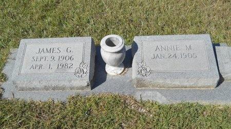POWELL, ANNIE M - Webster County, Louisiana | ANNIE M POWELL - Louisiana Gravestone Photos