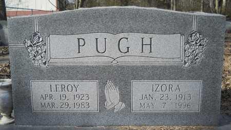 PUGH, LEROY - Webster County, Louisiana | LEROY PUGH - Louisiana Gravestone Photos
