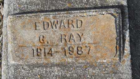 RAY, EDWARD G - Webster County, Louisiana | EDWARD G RAY - Louisiana Gravestone Photos