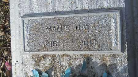 RAY, MAMIE - Webster County, Louisiana   MAMIE RAY - Louisiana Gravestone Photos