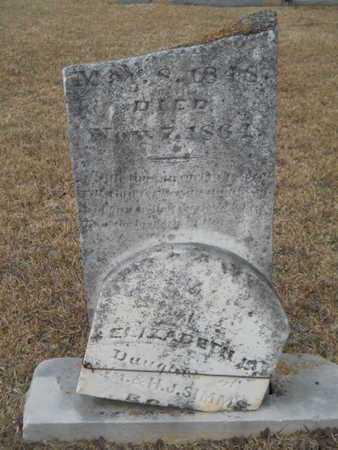 SIMMS, ELIZABETH B - Webster County, Louisiana   ELIZABETH B SIMMS - Louisiana Gravestone Photos