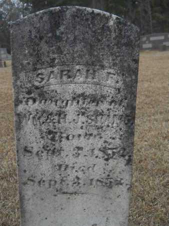SIMMS, SARAH F - Webster County, Louisiana   SARAH F SIMMS - Louisiana Gravestone Photos
