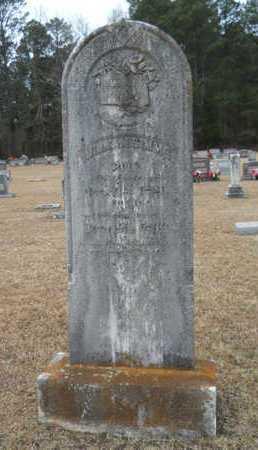 SIMMS, WILLIAM - Webster County, Louisiana | WILLIAM SIMMS - Louisiana Gravestone Photos