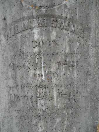 SIMMS, WILLIAM (CLOSE UP) - Webster County, Louisiana | WILLIAM (CLOSE UP) SIMMS - Louisiana Gravestone Photos