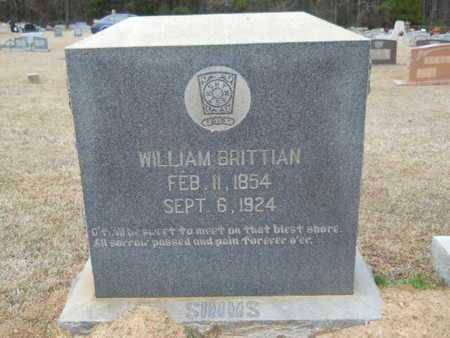 SIMMS, WILLIAM BRITTAIN - Webster County, Louisiana | WILLIAM BRITTAIN SIMMS - Louisiana Gravestone Photos