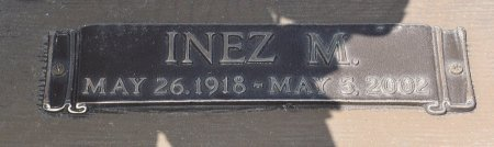 SLACK, INEZ M (CLOSE UP) - Webster County, Louisiana | INEZ M (CLOSE UP) SLACK - Louisiana Gravestone Photos