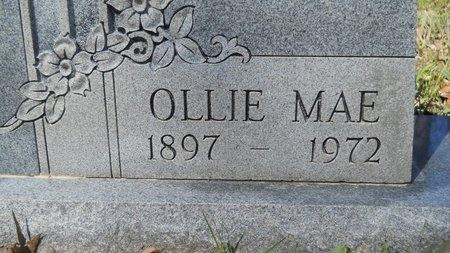 SLACK, OLLIE MAE (CLOSE UP) - Webster County, Louisiana | OLLIE MAE (CLOSE UP) SLACK - Louisiana Gravestone Photos