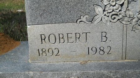 SLACK, ROBERT BURTON (CLOSE UP) - Webster County, Louisiana | ROBERT BURTON (CLOSE UP) SLACK - Louisiana Gravestone Photos