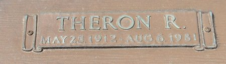 SLACK, THERON R (CLOSE UP) - Webster County, Louisiana | THERON R (CLOSE UP) SLACK - Louisiana Gravestone Photos