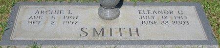 SMITH, ELEANOR G - Webster County, Louisiana | ELEANOR G SMITH - Louisiana Gravestone Photos