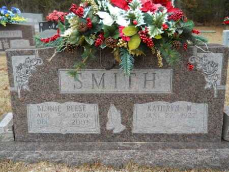 SMITH, BENNIE REESE - Webster County, Louisiana | BENNIE REESE SMITH - Louisiana Gravestone Photos
