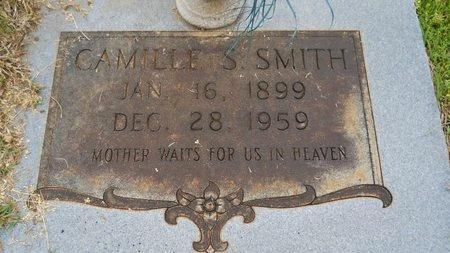 SMITH, CAMILLE - Webster County, Louisiana | CAMILLE SMITH - Louisiana Gravestone Photos