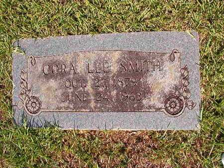 SMITH, CORA LEE - Webster County, Louisiana | CORA LEE SMITH - Louisiana Gravestone Photos