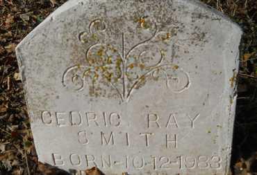 SMITH, CEDRIC RAY - Webster County, Louisiana | CEDRIC RAY SMITH - Louisiana Gravestone Photos