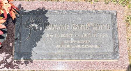 SMITH, DEWAYNE ESTEIN - Webster County, Louisiana | DEWAYNE ESTEIN SMITH - Louisiana Gravestone Photos