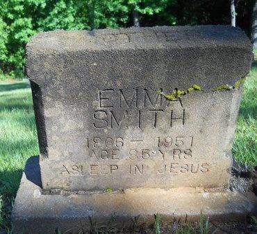 SMITH, EMMA - Webster County, Louisiana   EMMA SMITH - Louisiana Gravestone Photos