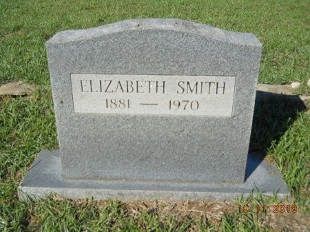 SMITH, ELIZABETH - Webster County, Louisiana | ELIZABETH SMITH - Louisiana Gravestone Photos