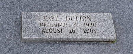 SMITH, FAYE (CLOSE UP) - Webster County, Louisiana   FAYE (CLOSE UP) SMITH - Louisiana Gravestone Photos