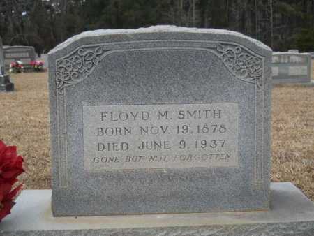 SMITH, FLOYD M - Webster County, Louisiana   FLOYD M SMITH - Louisiana Gravestone Photos