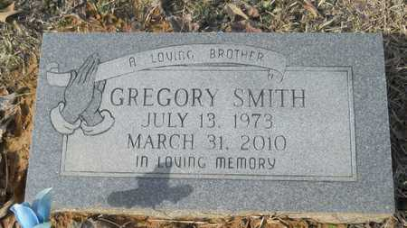 SMITH, GREGORY - Webster County, Louisiana | GREGORY SMITH - Louisiana Gravestone Photos