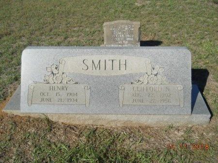 SMITH, HENRY - Webster County, Louisiana | HENRY SMITH - Louisiana Gravestone Photos