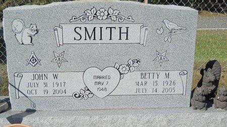 SMITH, JOHN W - Webster County, Louisiana | JOHN W SMITH - Louisiana Gravestone Photos