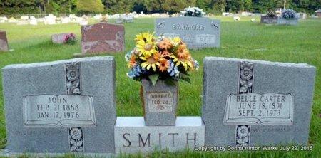 SMITH, JOHN JAMES - Webster County, Louisiana | JOHN JAMES SMITH - Louisiana Gravestone Photos