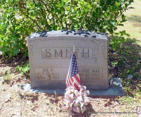 SMITH, JOE P - Webster County, Louisiana | JOE P SMITH - Louisiana Gravestone Photos